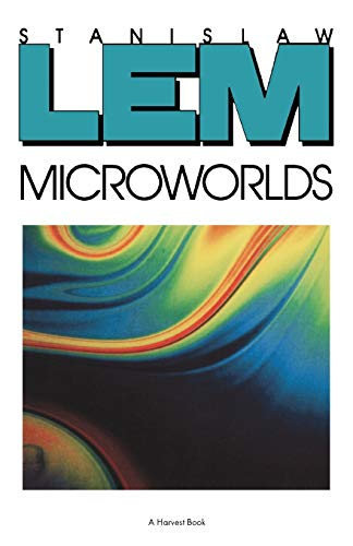 9780156594431: Microworlds: Writings on Science Fiction and Fantasy