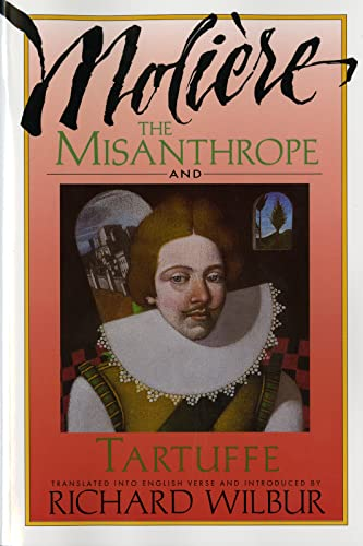 9780156605175: The Misanthrope and Tartuffe