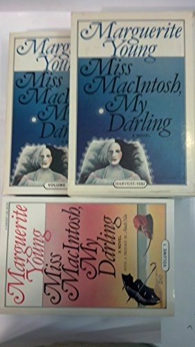 Miss Macintosh, My Darling, Vol. I &: Young, Marguerite