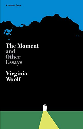 9780156619004: Moment And Other Essays (Harvest Book, Hb 295)