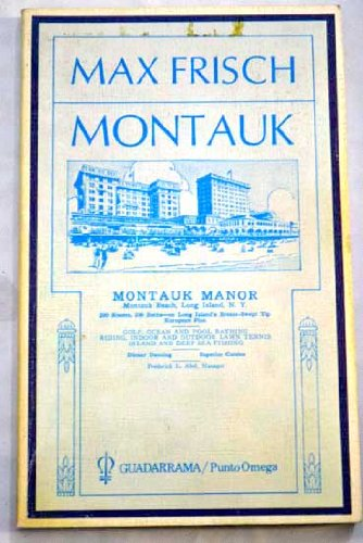 9780156619905: Montauk