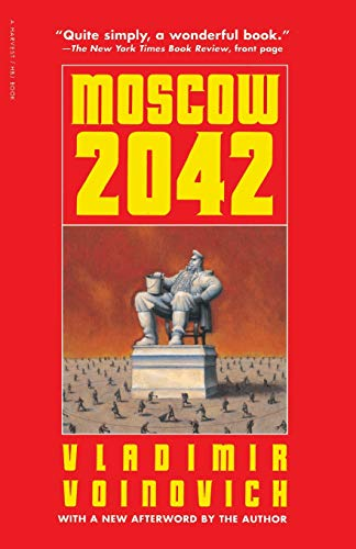 9780156621656: Moscow - 2042