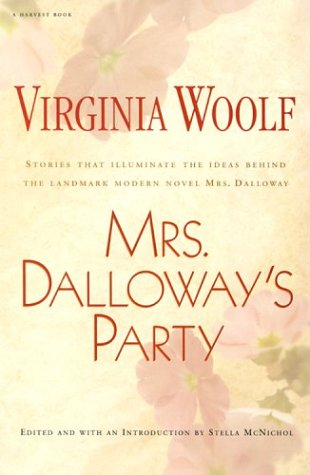 9780156629003: Mrs. Dalloway's Party: A Short Story Sequence (An Original Harvest Book, Hb279)