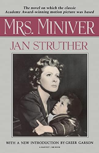 9780156631402: Mrs Miniver