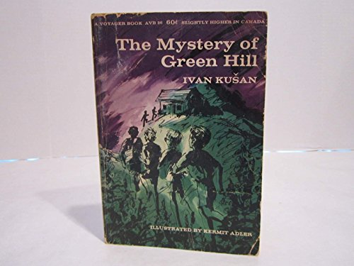 9780156639729: Mystery of Green Hill