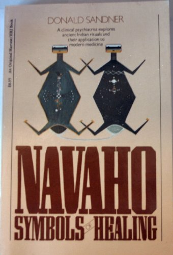 9780156654456: Navaho Symbols of Healing (A Harvest/Hbj Book)