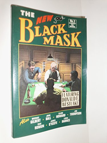 9780156654814: The New Black Mask No 3
