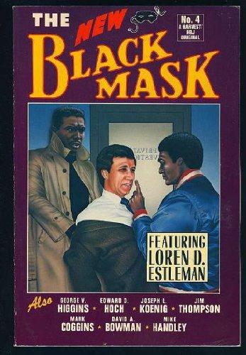 The New Black Mask, No 4 (0156654830) by Matthew J Bruccoli; Richard Layman