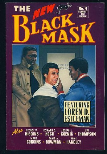 9780156654838: The New Black Mask, No 4