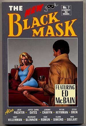9780156654869: The New Black Mask: Number 7