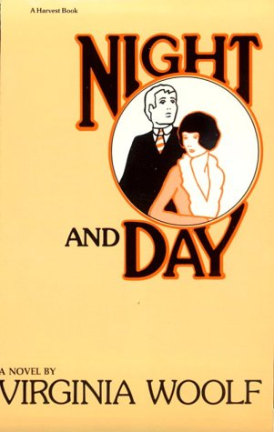 Night And Day (Harvest Book, Hb 263): Virginia Woolf