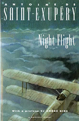 9780156656054: Night Flight (Harbrace Paperbound Library)