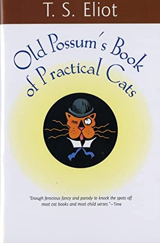 9780156685702: Old Possum's Book of Practical Cats (Harvest Book)