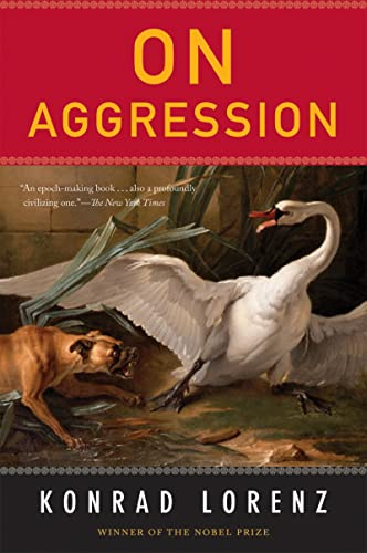 9780156687416: On Aggression (Harvest Book, Hb 291)