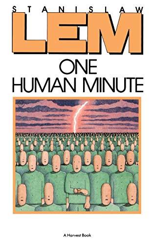 9780156687959: One Human Minute
