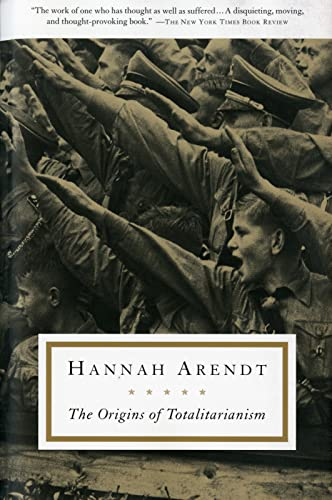 9780156701532: The Origins of Totalitarianism (Harvest Book, Hb244)