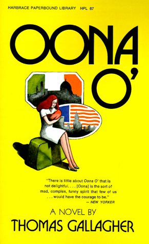 Oona O (Harbrace Paperbound Library; Hpl 67): Gallagher, Thomas