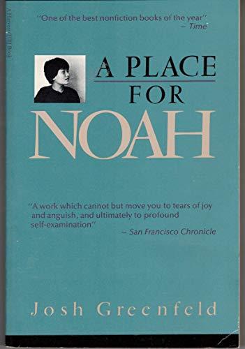 9780156720007: A Place for Noah