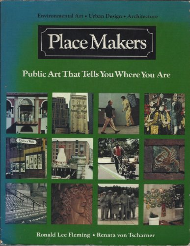 9780156720137: Place Makers