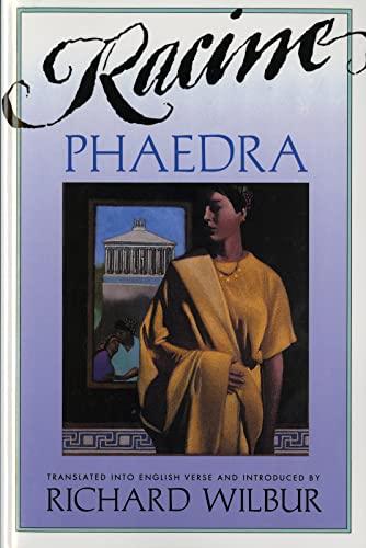 Phaedra: Jean Racine