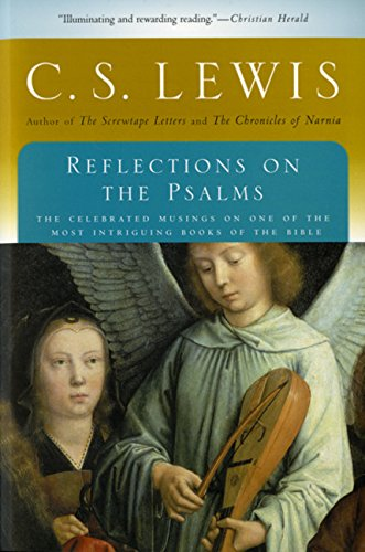 9780156762489: Reflections on the Psalms (Harvest Book)