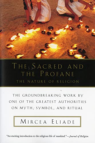 9780156792011: The Sacred and The Profane: The Nature of Religion