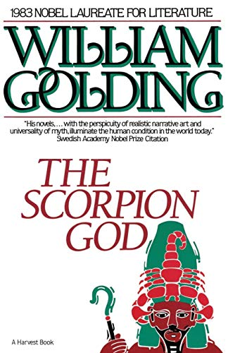 9780156796583: The Scorpion God: Three Short Novels