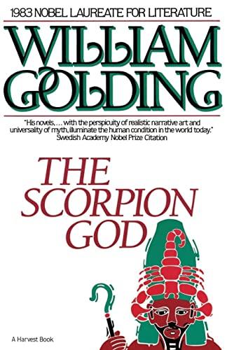 9780156796583: Scorpion God