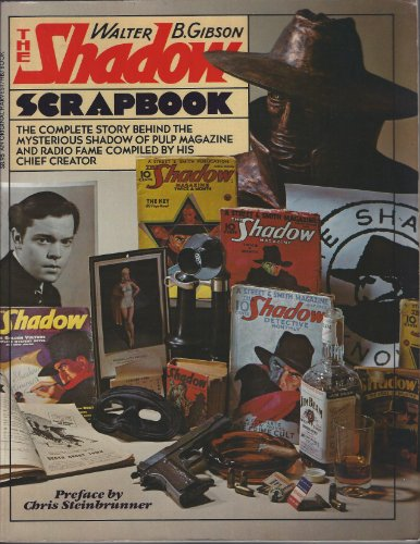 9780156814751: The Shadow Scrapbook