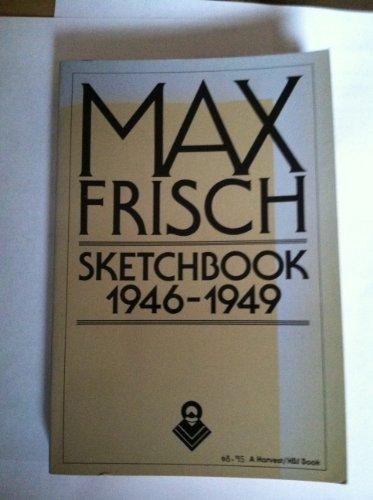 9780156827461: Sketchbook 1946-1949