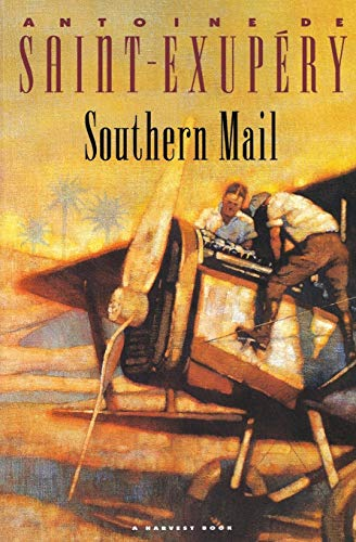 9780156839013: Southern Mail (Harbrace Paperbound Library)