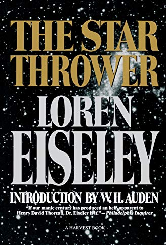 9780156849098: Star Thrower (Harvest/HBJ Book)