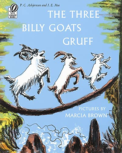 9780156901505: Three Billy Goats Gruff