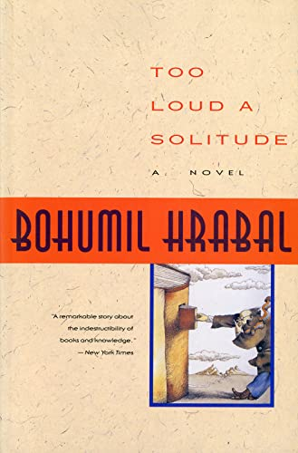 9780156904582: Too Loud a Solitude (Harvest in Translation)