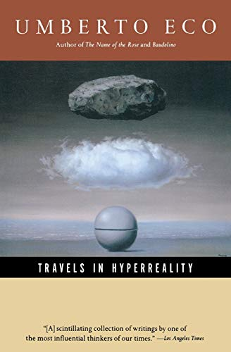 9780156913218: Travels in Hyper Reality (Harvest Book)