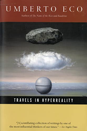 9780156913218: Travels in Hyperreality (Harvest Book)