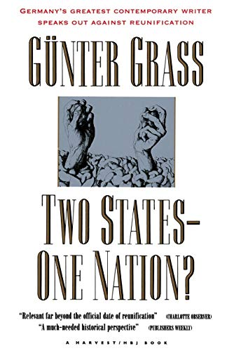 9780156920605: Two States--One Nation?