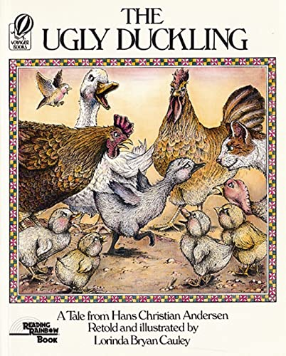 9780156925280: The Ugly Duckling (Reading Rainbow Book)
