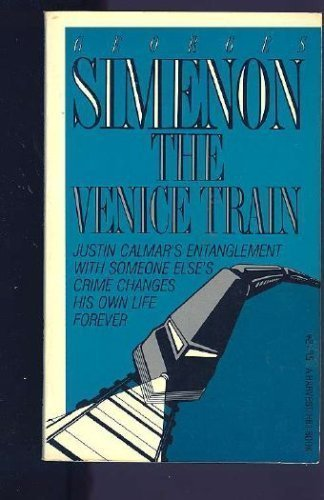 9780156935234: The Venice Train