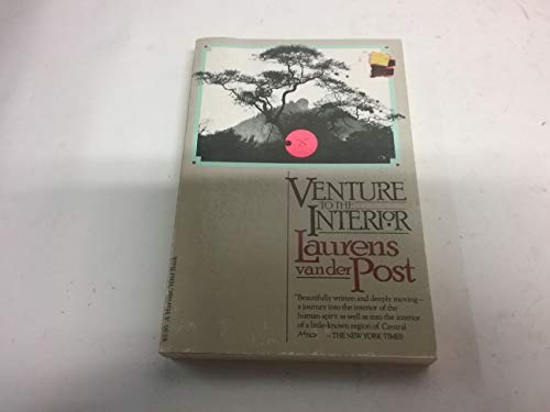 9780156935296: Venture to the Interior (A Harvest/HBJ book)