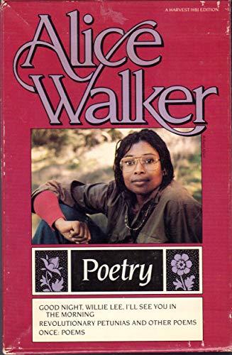 9780156941020: Alice Walker Poetry