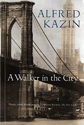 9780156941761: A Walker in the City (Harvest Book)