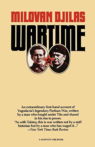 9780156947121: Wartime