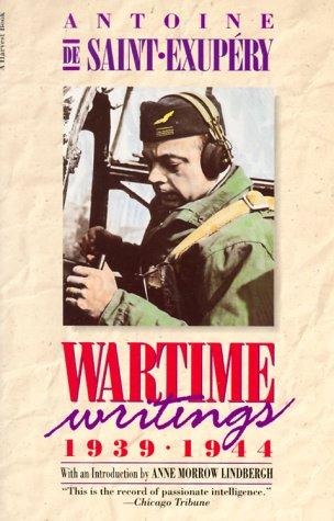 9780156947404: Wartime Writings, 1939-1944