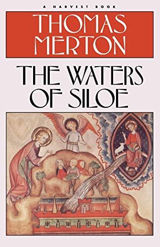 9780156949545: Waters Of Siloe (Harvest/HBJ Book)