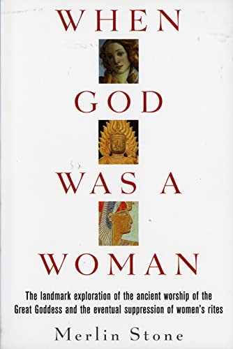 9780156961585: When God Was a Woman (Harvest/Hbj Book)