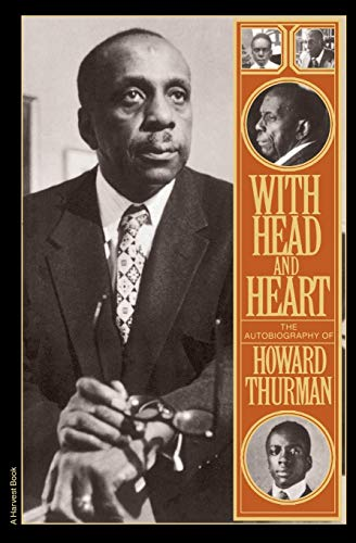 9780156976480: With Head and Heart: The Autobiography of Howard Thurman
