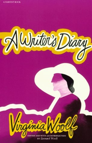 9780156983808: A Writer's Diary: Being Extracts from the Diary of Virginia Woolf
