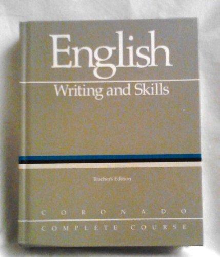 9780157170368: English Writting & Skiills, Teacher's Edition