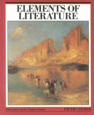 9780157175400: Elements of Literature: Fifth Course